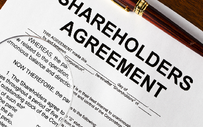 A Peek into the Clauses of a Shareholders Agreement